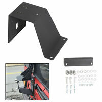 Spare Tire Carrier Mount Fit for 87-95 YJ, 97-06 TJ and 04-06 Jeep Wrangler LJ