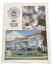 Civil Air Patrol 1987 Bookstore Catalog