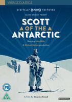 Scott of the Antarctic DVD (2016) John Mills, Frend (DIR) cert U ***NEW***