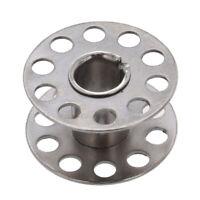 10x Metal Bobbin Spool for Home Sewing Machine H5G1