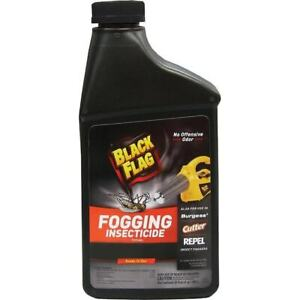 BLACK FLAG 32-oz Fogging Insecticide For Thermal Foggers 🏴‍☠️