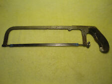Vintage Miller Falls Co. Tools Hack Saw No:1275 Made in USA