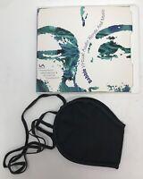 BABBLE Thompson Twins Virtual Audio Words & Music 1994 Reprise PROMO CD w/MASK
