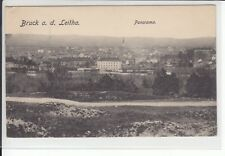 AK Bruck an der Leitha, Panorama, 1915