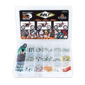 02-19 KTM 200/250/300 2-Stroke Euro Pro Pack Factory Kit Bolts Nuts Screws