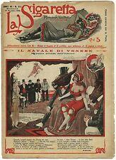 SATIRA-UMORISMO_La Sigaretta_Anno VII - N.335_Ed. Nerbini, 1912* vedi >>>