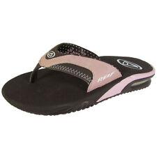 Women's Solid Synthetic Sandals & Flip Flops