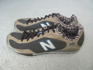 New Balance 442 Women's Brown and Tan Colored Running Shoes Size 7 1/2
