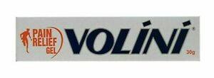 VOLINI PAIN RELIEF GEL FOR JOINT MUSCULAR PAIN RELIE FROM RANBAXY 30g