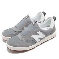 New Balance CRT300SU D Grey White Gum Men Casual Slip On Shoes Sneaker CRT300SUD