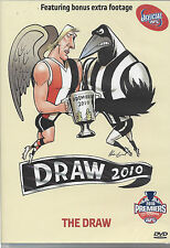 AFL 2010 Premiership Draw COLLINGWOOD VS ST. KILDA DVD (Region 0 = All Regions)
