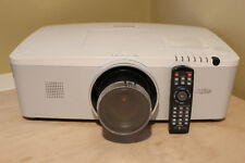 Low Hours Sanyo PLC-ZM5000L WUXGA 1080p HD HDMI Theater Projector - 5000 Lumens!