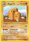 Dugtrio Rare Pokemon Card XY12 Evolutions 56/108