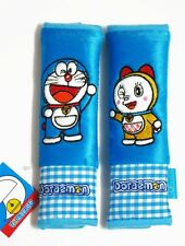 Doraemon Dorami Car Truck Accessory 2 pcs Seat Belt Shoulder Pad Safety Covers