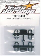 RC Team Durango TD310388 Rear Driveshaft Blade Holder DETC410 DEX410v5 DETC410v2
