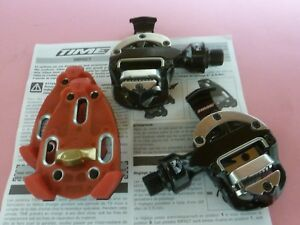 Time Impact Clipless Road  bicycle pedals - NOS
