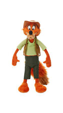 New With Tags Disney Parks Br'er Fox Plush Splash Mountain Sold Out