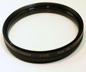 Spiralite ROTATING Cross 4 Star Screen series 7 VII Lens Filter threaded 54mm