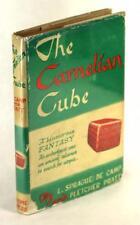 Signed L Sprague De Camp First Edition 1948 The Carnelian Cube Fletcher Pratt