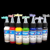 Pro Tattoo Ink Monochrome Practice Set 30ml/Bottle Tattoo Pigment Seraphic