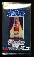 Pepsi-Cola 1996 Dart Packet Pack Trade Cards Sealed