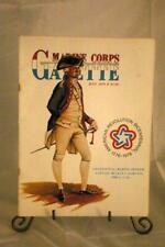 Marine Corps Gazette July 1876 Bicentennial Edition