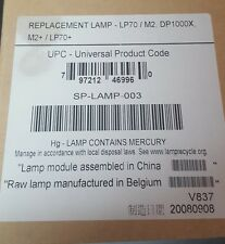 lp70 replacement lamp, new