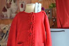veste tartine et chocolat neuve 3 ans rouge edelweiss ira avec jupe blouse**