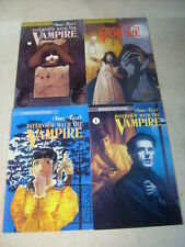 INTERVIEW WITH A VAMPIRE #1,2,3,4 ANNE RICE, INNOVATION, 1991, HORROR!!