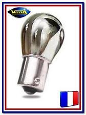 1 Ampoule Vega® Clignotant Orange Chromée PY21W T25 12496 12V