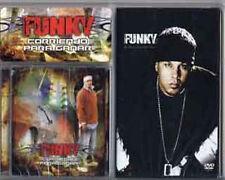 Funky - Corriendo Para Ganar - DVD Y CD musica cristiana - Rap cristiano