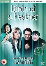 BIRDS OF A FEATHER: S.6 NEW REGION 2 DVD