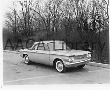 1960 Chevrolet Corvair 500 Coupe, Factory Photo (Ref. # 35103)
