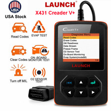 LAUNCH Creader V+ OBD2 Code Reader Engine Light Check Diagnostic Scanner Tools