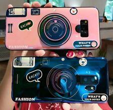 Crossbody Lanyard Kickstand Phone Case for Samsung Note 9 - Pink