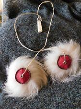AUTHENTIC ESKIMO INUIT YUPIK YO YO Eskimo Toy