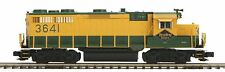 Mth 2 R Reading #3641 Gp-35 Diesel w/Ps 2.0 (Scale Wheels) #20-20130-2 New