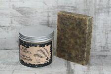 Anti Cellulite Natural Treatment and 1 x handmade coffee soap pack all natural