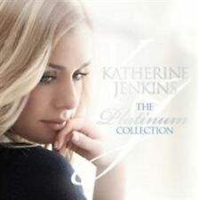 The Platinum Collection by Katherine Jenkins (CD, Sep-2015, 2 Discs, Decca)