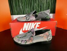Rag & Bone Alix Convertible Loafer Gray Floral Womens Shoe Size US 8/ EUR 38