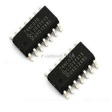 New 10pcs 74HC02D logic chip CMOS SOP-14