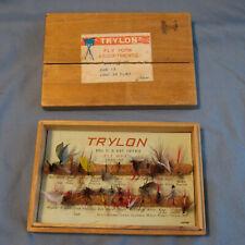 Vintage Trylon Fly Hook Assortment 24 #12 Flies