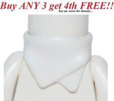 ☀️NEW Lego Minifig WHITE Bandana Face Scarf Wrap Cowboy Bandit Scarf Ninjago