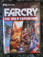 FAR CRY The Wild Expedition PC Nuevo Aventura 4 juegos Farcry en castellano.,