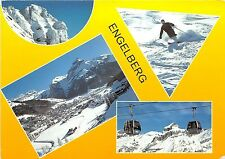 BG18043 ski cable train engelberg    switzerland