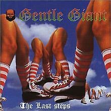 Last Steps von Gentle Giant | CD | Zustand sehr gut