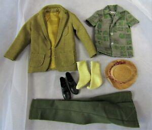 Mattel #785 Dreamboat 1961 Ken Doll outfit VINTAGE BARBIE