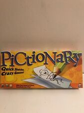 Mattel - Pictionary 2010 Version - Checked And Complete