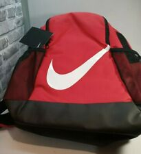 Nike Brasilia Backpack Gym/ School Red & Black /BA6029 -657 One Size .NWT