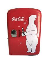 New listing Coca-Cola Kwc-4 6 Can Mini Fridge